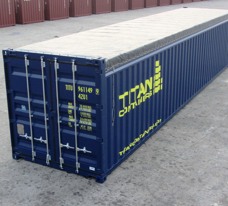© Titan Containers