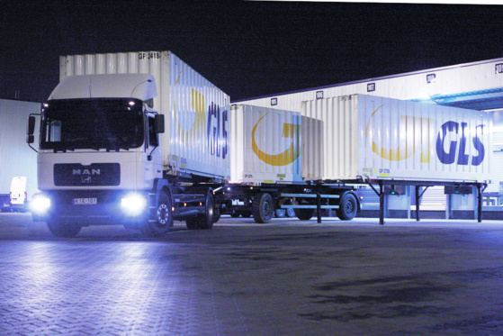 General Logistics Systems (GLS) a fait l'acquisition de Golden State Overnight (GSO) © GLS