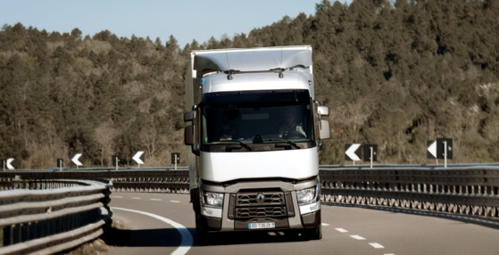 Un accord au bénéfice de l'ensemble de la branche du transport routier © Renault Trucks