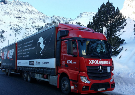 Les expéditions internationales d'XPO Logistics Europe chutent de 18,8 % © XPO