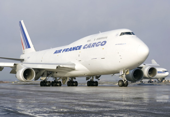 Air France Cargo est le premier client fret de Roissy-CDG © Air France Cargo