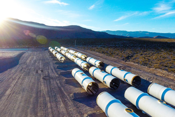 Le but d'Hyperloop One est d'atteindre des vitesses de l'ordre de 1.200 km/h © Hyperloop One