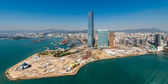 © West Kowloon