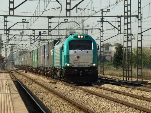 Euro Cargo Rail et T3M battent le record du train le plus long