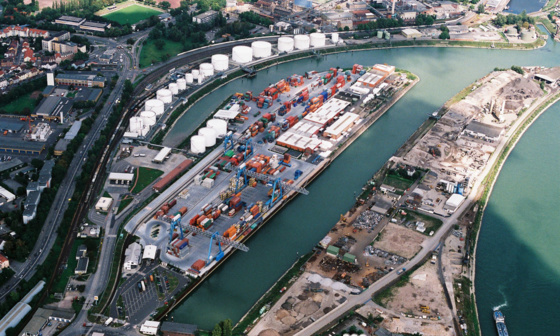 © Port of Ludwigshafen