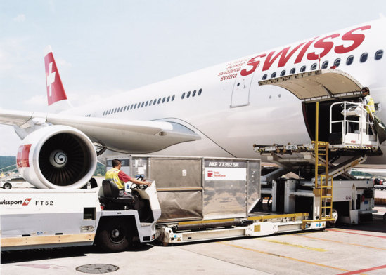 © Swiss International Air Lines