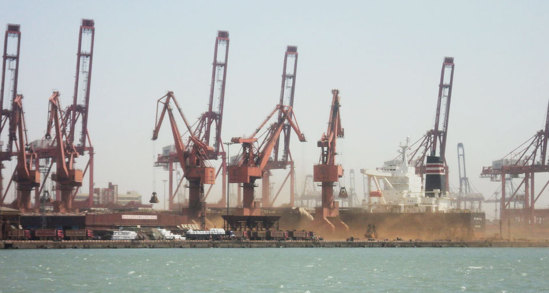 © Port of Tianjin