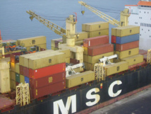 MSC modifie son service Europe du Nord-COA