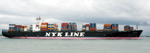 NYK restructure sa desserte intra-asiatique