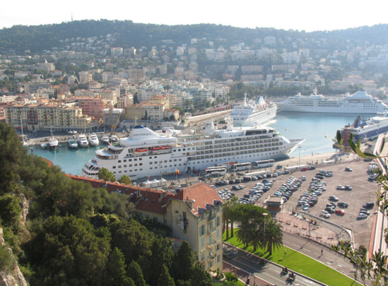 © French Riviera Cruise Club