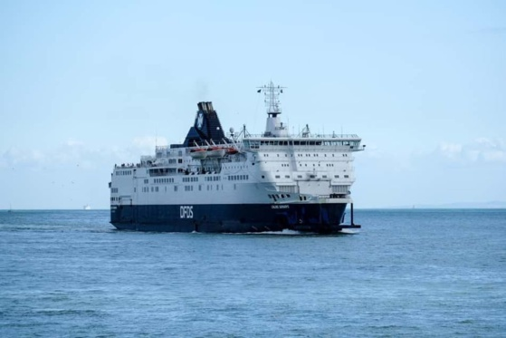 DFDS mer du Nord © DFDS