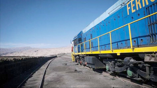 Chili : le train Arica-La Paz fête son centenaire