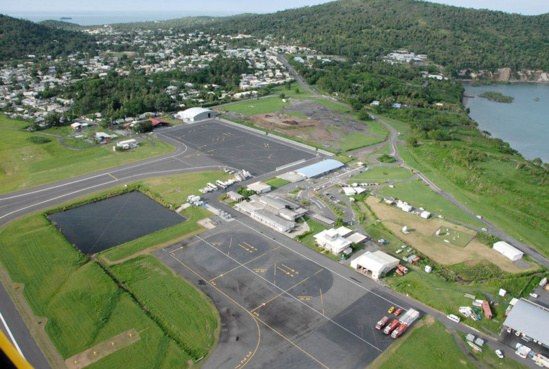 © Aéroport de Mayotte