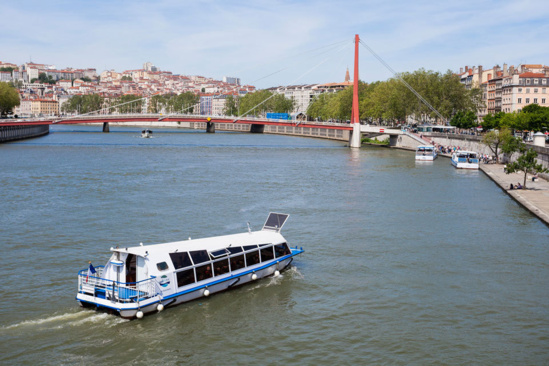 © Lyon City Boat