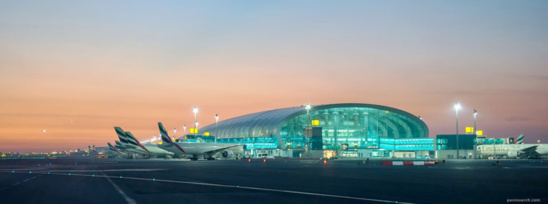 Dubaï ouvre au trafic passagers son second aéroport