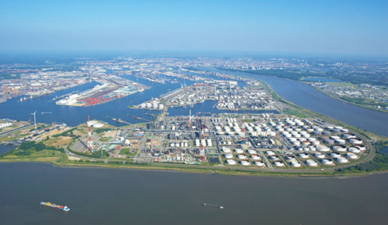 © Port of Antwerp