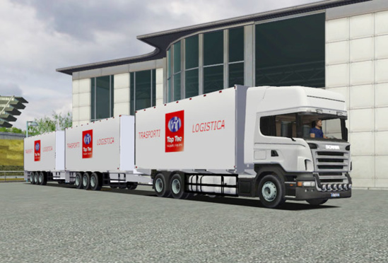 La Suisse renforce l'interdiction des méga-camions