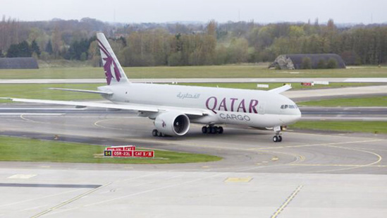 © Qatar Airways Cargo