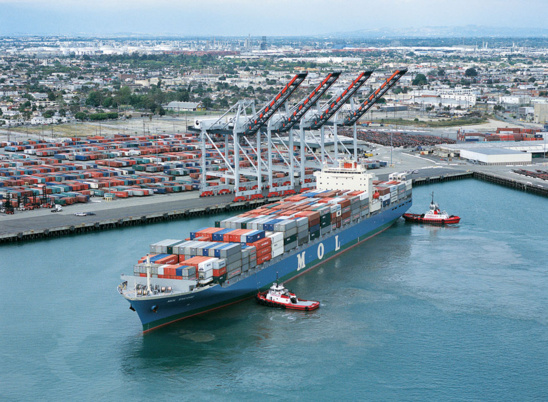 © Port of Los Angeles