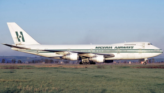 © Nigeria Airways