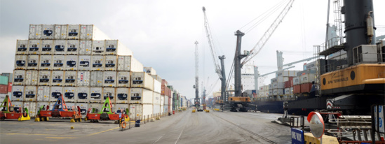 © Nigerian Ports Authority