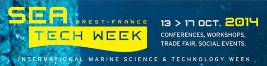 Sea Tech Week, un salon international des sciences et technologies de la mer © Sea Tech Week