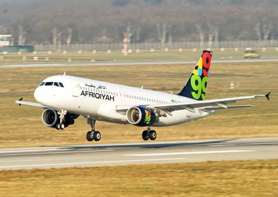 © Afriqiyah Airways
