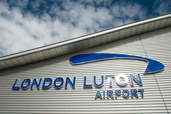 © Luton Airport