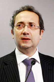 Pierre-François Riolacci, directeur financier d'Air France-KLM