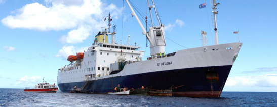 © RMS St Helena