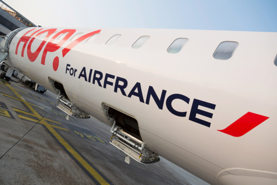 Hop! Air France dessert 130 destinations en France et en Europe © Hop!