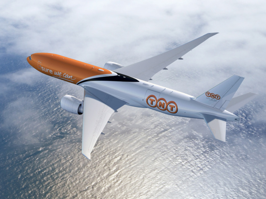 TNT Airways et Pan Air Lineas Aereas possèdent 35 appareils © TNT Express