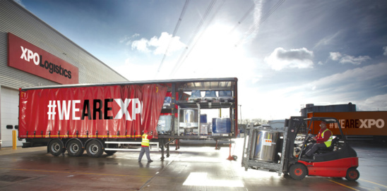 XPO Logistics détient 86,25 % du capital de l'ex-Norbert Dentressangle © XPO Logistics