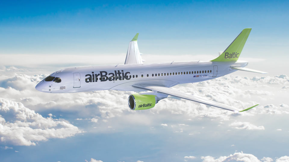 © Air Baltic
