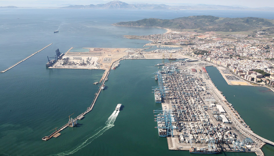 © Port of Algesiras