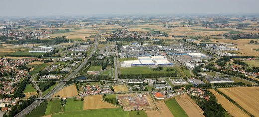 Le Parc des industries Artois-Flandres © Parc des industries Artois-Flandres