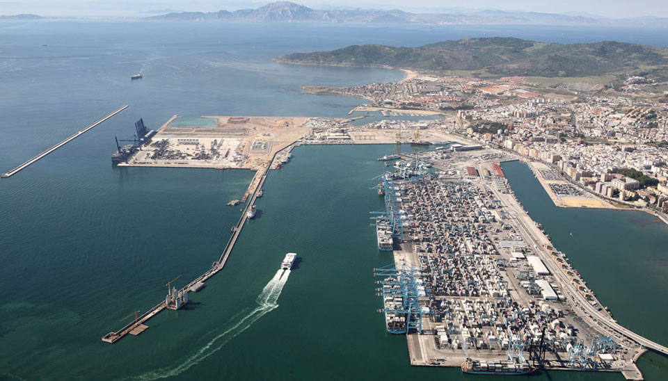 © Port of Algeciras