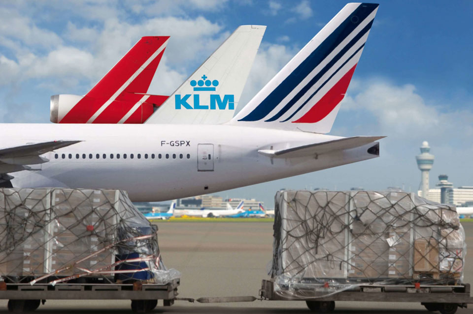 Air France-KLM : 5,9 % de passagers en plus en mai