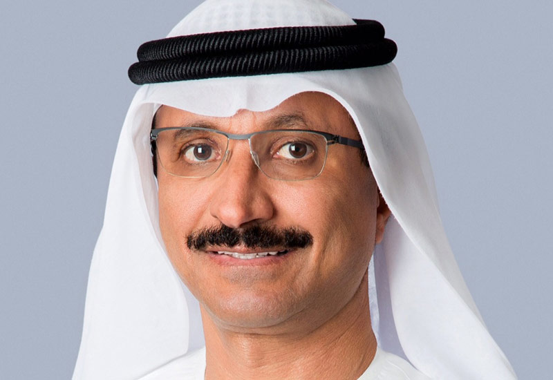Sultan Ahmed Bin Sulayem, président de DP World © DP World