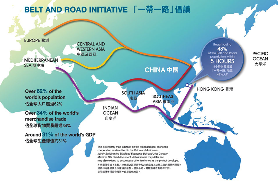 © Belt and Road