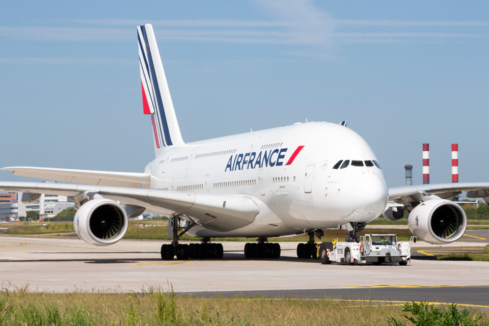 Le coefficient d'occupation des différentes compagnies du groupe s'améliore de 1,5 point © Air France