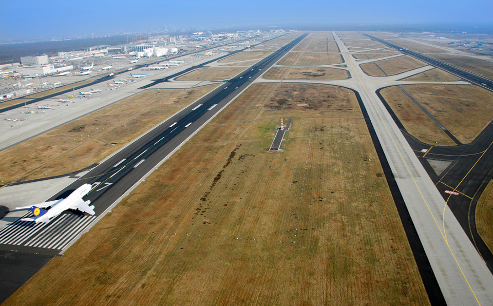 L'aéroport de Francfort a connu à son tour un incident de drone © Fraport