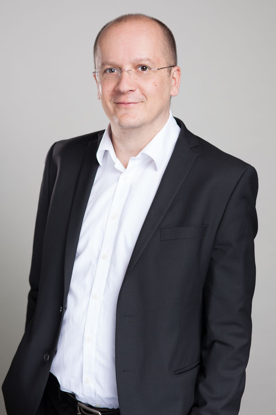 David Strauss, directeur solutions clients d'E2Open © E2Open