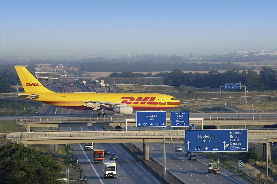 Un chiffre d'affaires de 63,3 milliards d'euros en 2019 pour Deutsche Post DHL © Deutsche Post DHL