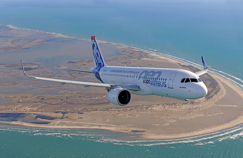 A320neo © Airbus