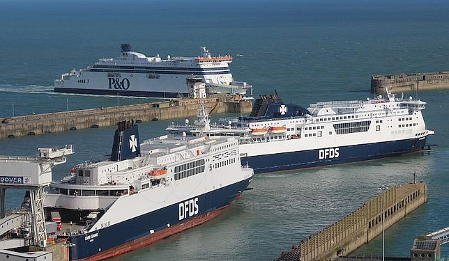 © Port of Dover