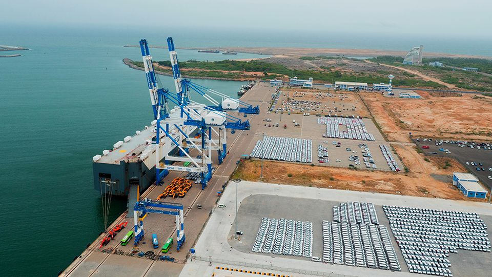 © China Harbour Engineering Co