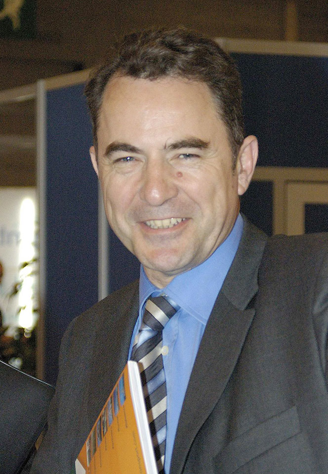 Alain Bagnaud, directeur du Global Group Transport & Logistics Reed Exhibitions © Reed