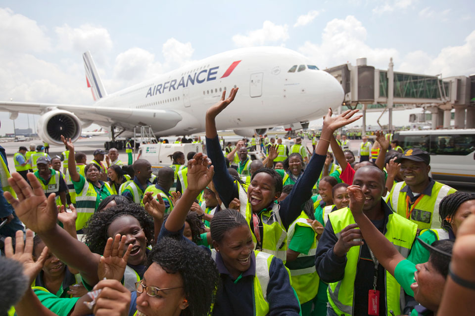 L'activité cargo d'Air France-KLM a diminué de 7,9 % à 2,8 milliards © Air France-KLM