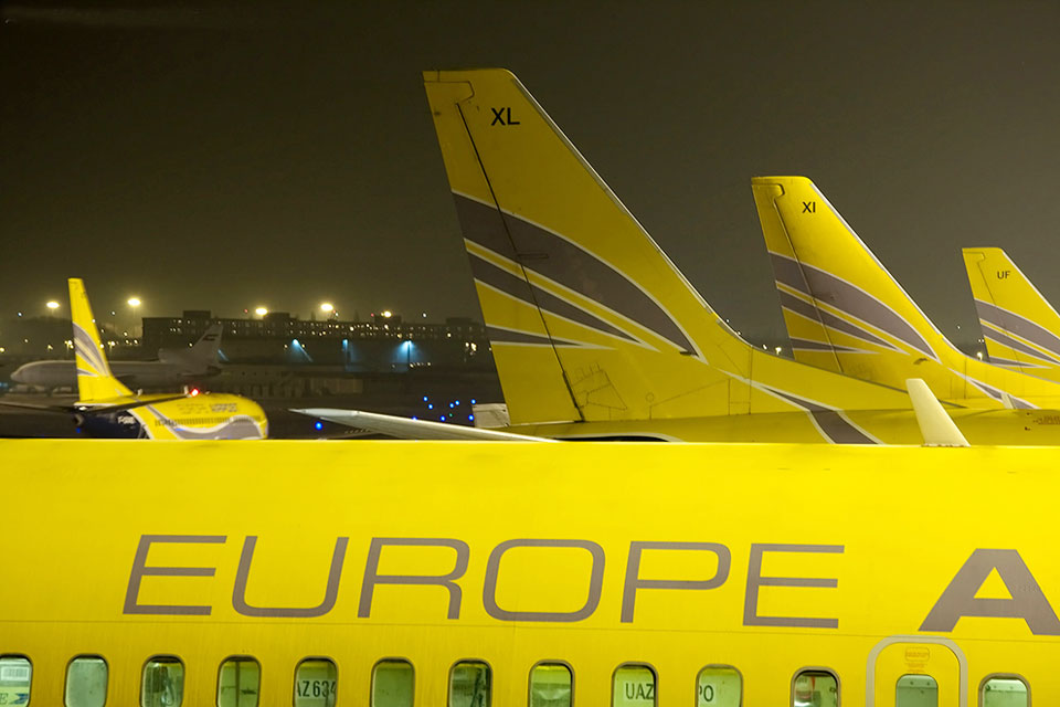 Le bénéfice d'Europe Airpost a diminué de 27 % en 2013 © Europe Airpost